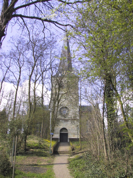 Voorgevel-Sint-Martinuskerk