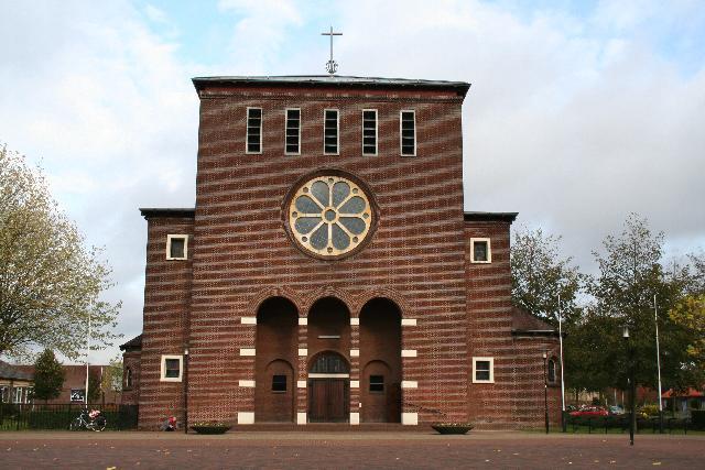 parochiekerk nieuwdorp
